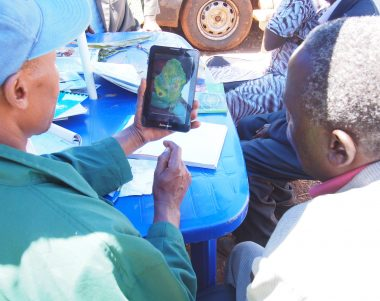 E-plant clinic in Kenya